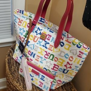Dooney & Bourke handbag set